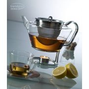 SOLO/GLOBE/MORA tea warmer with candle holder, Ø126mm