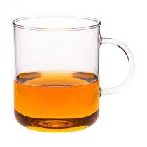 OFFICE teáscsésze dekor nélkül, 0.4l