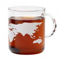 OFFICE teáscsésze - ERDE - fehér, 0.4l