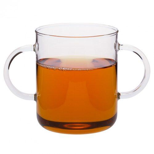 OFFICE csésze - DUO, két füllel, 0.4l