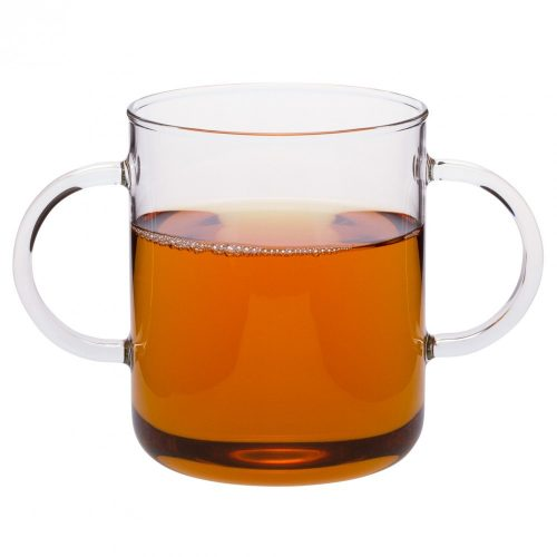 OFFICE mug - DUO, with two handles, 0.4l