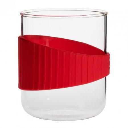 OFFICE csésze - S - piros, 0,4l