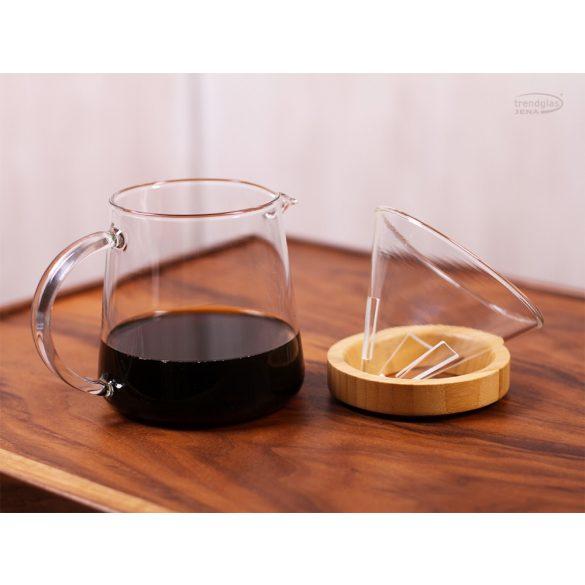 Kávékészítő FOR TWO-LA, 0.5l (3 csésze)
