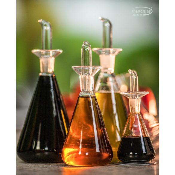 Ecet-olaj tartó közepes, 0.25l