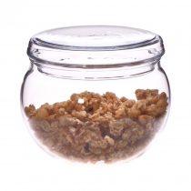 Zuckerdose OPUS mit Flachdeckel , 0.25l