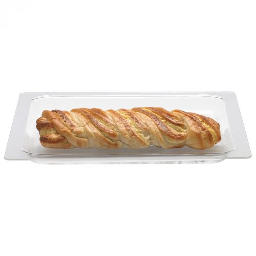 Glass baking and serving dish 378x320 mm