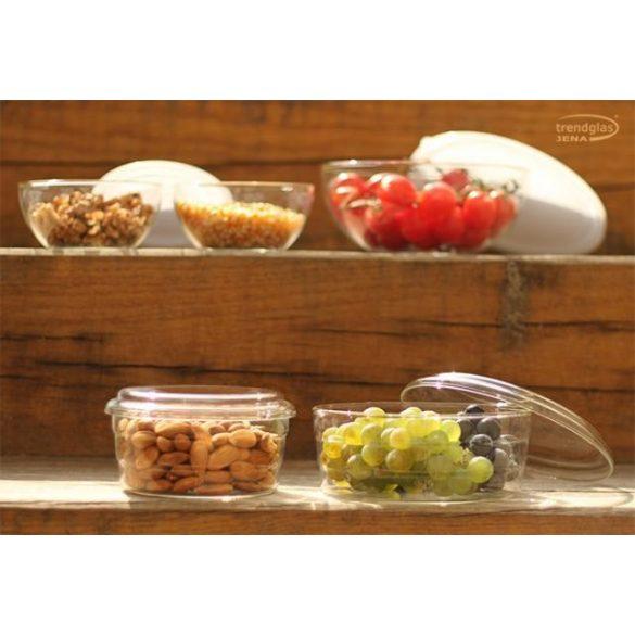 Glass dish CENTRIC -M- 0.8l