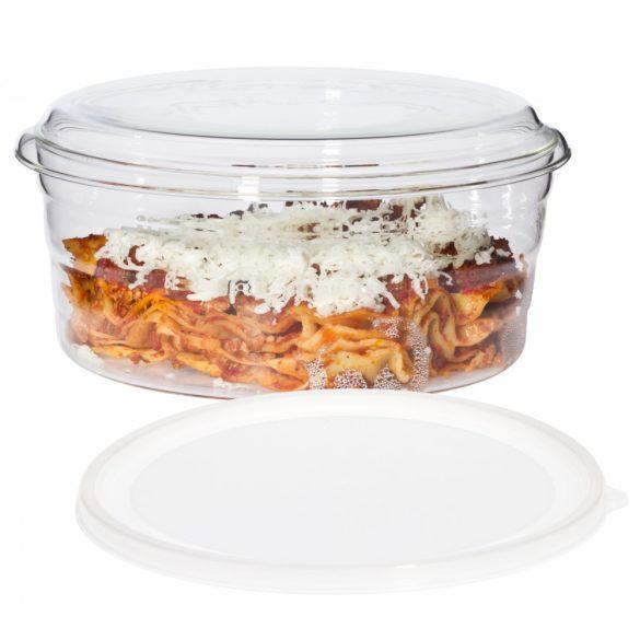 Glass dish CENTRIC - L- 1.6l