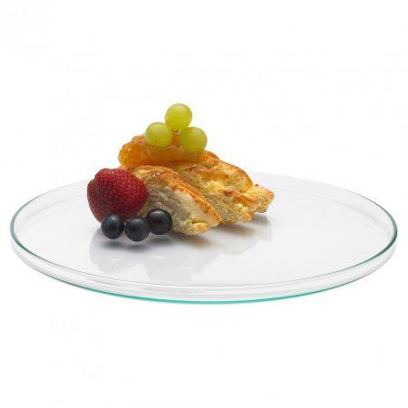 Süteményes tál, átm.: 28 cm (2db/doboz)