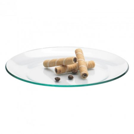 Süteményes tányér, átm.: 19 cm (6db/doboz)