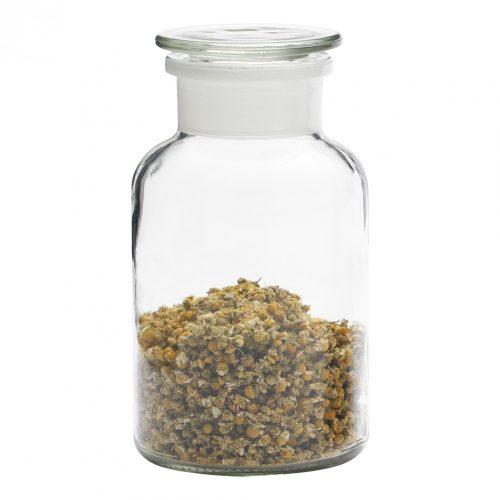 Gyógyszertári üveg nagy - fehér, 1.0l (2db/doboz)