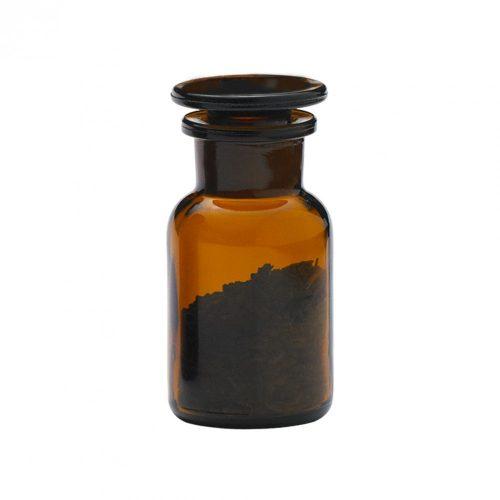 Gyógyszertári üveg mini - barna, 0.1l (2db/doboz)