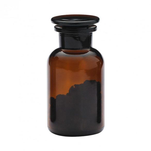 Apothecary bottle small - brown, 0.25l (2 pcs/box)