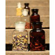 Gyógyszertári üveg maxi - fehér, 2.0l
