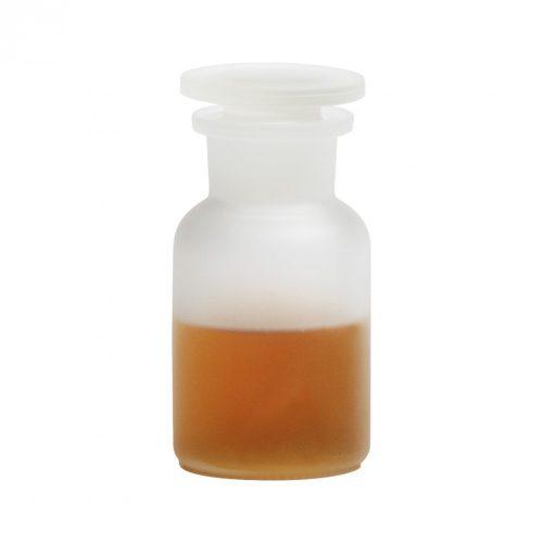 Gyógyszertári üveg mini - matt, 0.1l (2db/dob)