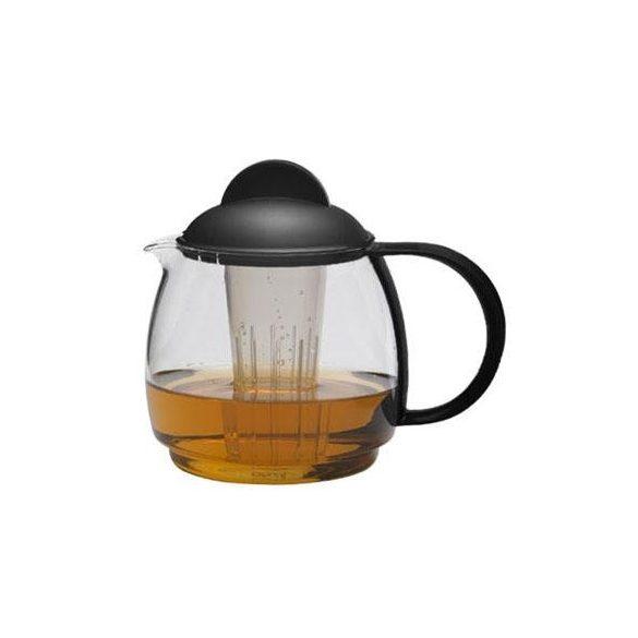 Tea jug 1.2l - black