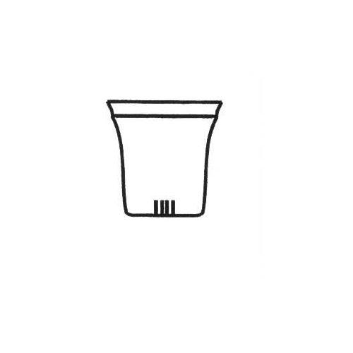 Üveg szűrő - kicsi