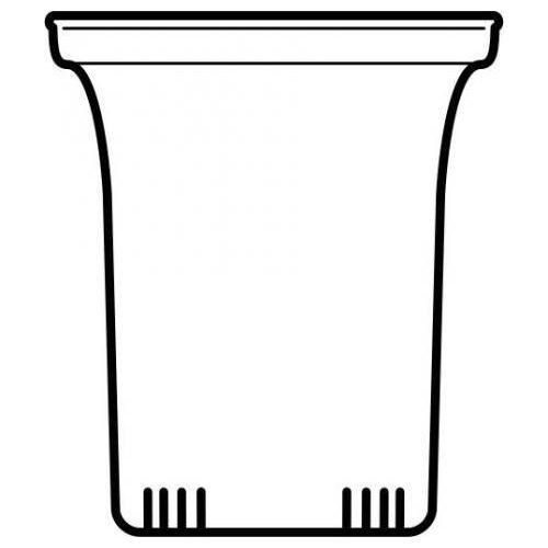 Üveg szűrő - közepes