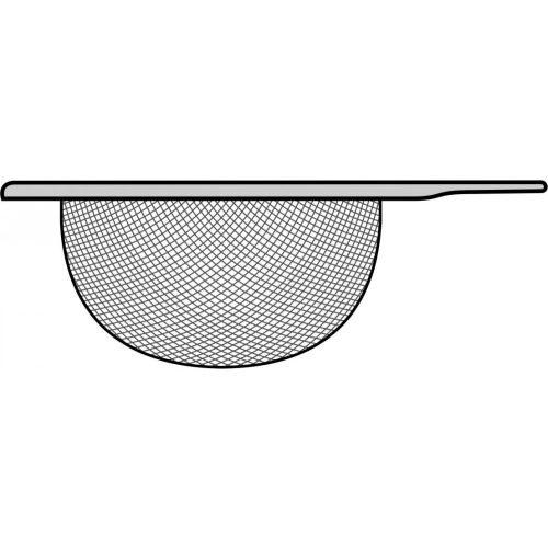 TEA TIME fémszűrő