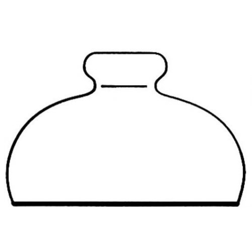 Cheese dome (glass part)
