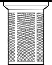 Fémszűrő SIGN 1,2l teáskannához