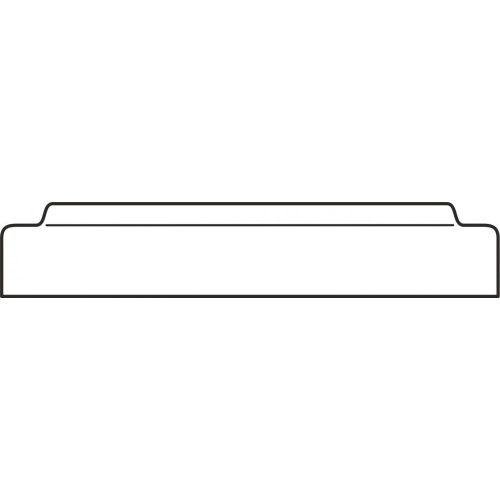 Üveg tető a H80/130/180-as konyhai tárolókhoz (2db/dob)