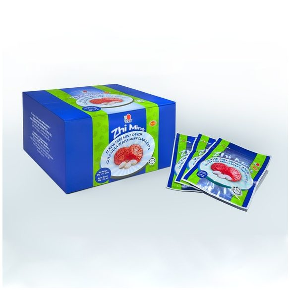 Zhi Mint Plus (12 sachets x 25g)