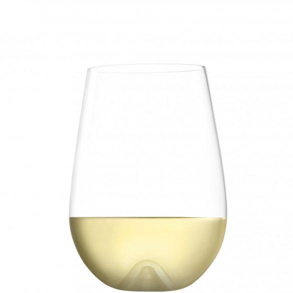 VULCANO crystall glass small 475ml (2pcs/box)
