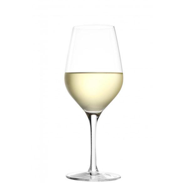 EXQUISIT Fehérboros pohár (6db/doboz)