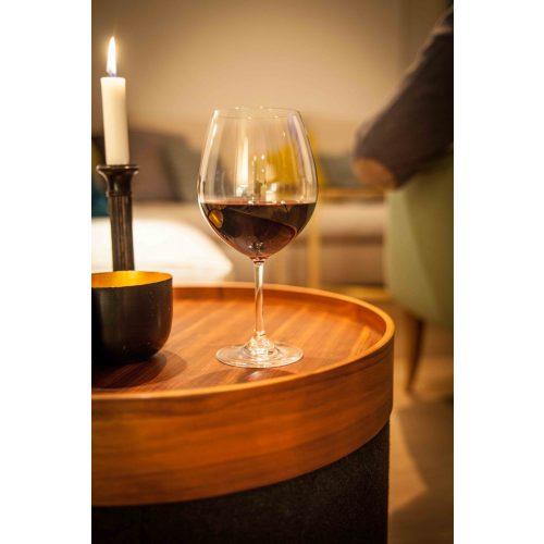 CLASSIC Burgundy cup (6pcs/box)