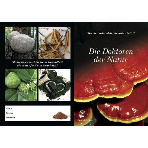 """""""Die Doktoren der Natur"""" auf Deutsch."""